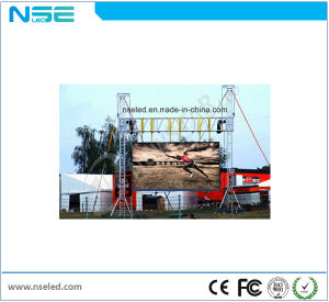P4.81 P5.95 Outdoor Rental Advertising LED Display Screen pictures & photos
