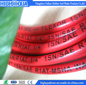 Good Performance Colorful Surface Hydraulic Hose pictures & photos