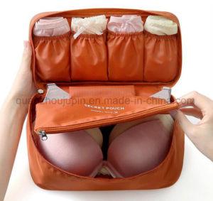 OEM Waterproof Nylon Portable Travel Bra Underwear Storage Bag pictures & photos