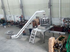 Automatic Weighing Type Filling Machine for Food, Screw, Nuts pictures & photos