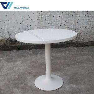 2017 Marble 12 Seater Stone Top Grey Cheap Dining Tables for Sale pictures & photos