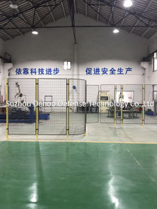 SGS Certificated High Quality Security Fence with Powder Coated pictures & photos
