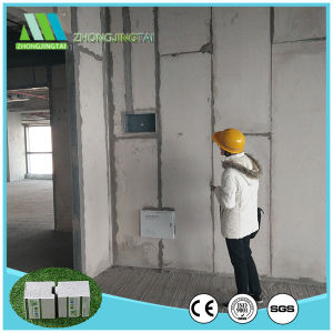 Lightweight EPS Cement Sandwich Panels/Board for Prefab House pictures & photos