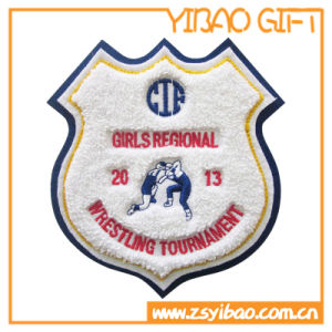 High Quality Chenille Patch with Custom Design (YB-LY-P-65) pictures & photos