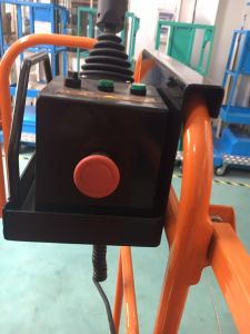 Electric Warehouse Aerial Order Picker pictures & photos