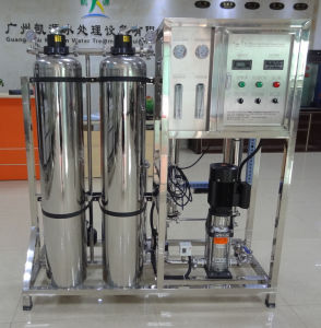 500lph Ce ISO Approved Mineral Water Bottle Making Machine RO Water Plant Price pictures & photos