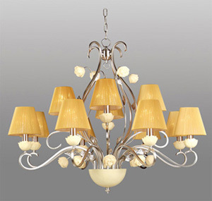 Rose Chandelier(HLH-22038-8+4) pictures & photos