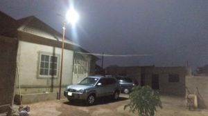 30W 40W 60W 80W 100W 120W Integrated Solar LED Street Light, Outdoor Light pictures & photos