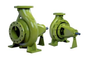 Horizontal Close Coupled Centrifugal Pump (ISW) pictures & photos