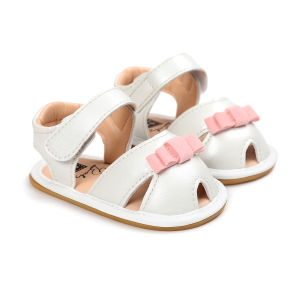 Toddler Baby Girls Sneaker Soft Sole Shoes Scandals pictures & photos
