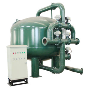 Cooling Tower Sand Media Filter with Pagoda Type Water Distributor pictures & photos