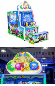 Shooting Ball Game Machine Redemption Arcade Machine for Amusement Park Coin Operated Video Game Machine pictures & photos