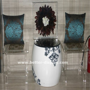 Clear Acrylic Shower Bench with Cushion pictures & photos