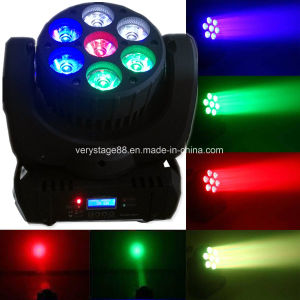 7*12W Osram 4in1 LED Strobe Effects Beam Wash Moving Head Light pictures & photos
