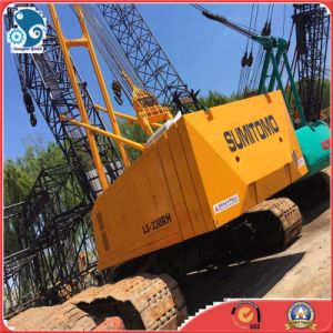 100ton Provessing Machinery Sumitomo Crawler Hydraulic Crane for Lift Project pictures & photos