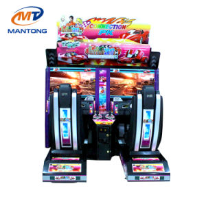 Funny Car Racing Video Games Coin Operated Arcade Outrun Car Racing/Driving Game Machine pictures & photos