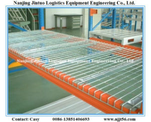 Heavy Duty Wire Mesh Deck for Warehouse Storage Racking pictures & photos