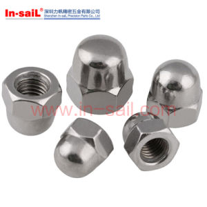 DIN1587, Hexagon Domed Cap Nuts, Acorn Nuts pictures & photos