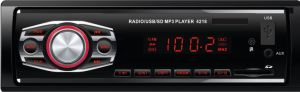 Hot Sales LED Display 1 DIN Car Radio with SD/USB/AUX pictures & photos