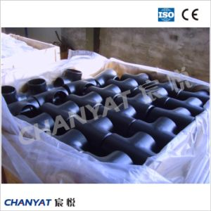 En/DIN Stainless Steel Pipe Fitting Tee 1.4539, X2nicrmocu25-20-5 pictures & photos