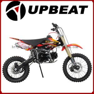 Upbeat Motorcycle 125cc Dirt Bike 125cc Pit Bike 17/14 Big Wheel pictures & photos
