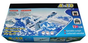12CH a-10 RTF RC Airplane Model pictures & photos