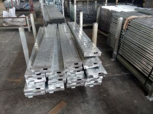 Scaffolding Steel Plank Catwalk 228.6*63mm pictures & photos