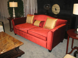 Modern Hotel Sofa Wooden Furniture pictures & photos