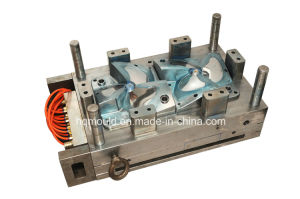 Fast Cooling Plastic Injection Mould for Fan House Appliance (HQMOULD) pictures & photos