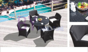 Outdoor Rattan Furniture Dining Set for Garden pictures & photos