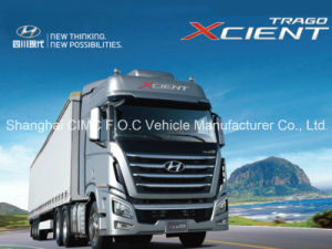 China Hyundai 6X4 Tractor Truck pictures & photos