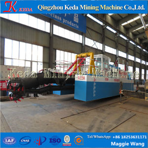 Experienced Factory Direct Hydraulic Cutter Suction Dredger pictures & photos