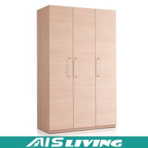 Custom Made Bedroom Nature Color Wardrobe Closet Cabinet (AIS-W149)