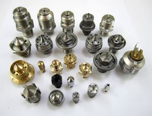 Stainless Steel Spray Gun Injectors Nozzle pictures & photos