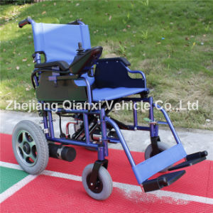 Ce Certificate Electric Wheelchair pictures & photos