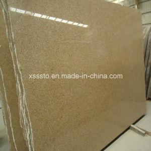 Yellow Rust G682 Granite Slab pictures & photos