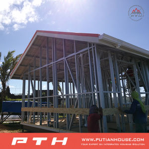 Light Steel Structure for Factory/Workshop/Warehouse pictures & photos