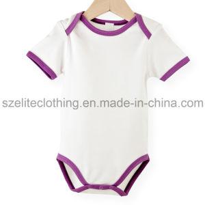 Custom Design Baby Onesie Set (ELTROJ-13) pictures & photos