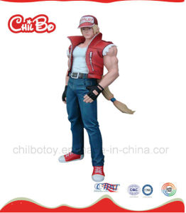 Muscular Man Plastic Figure Toy (CB-PF028-M) pictures & photos
