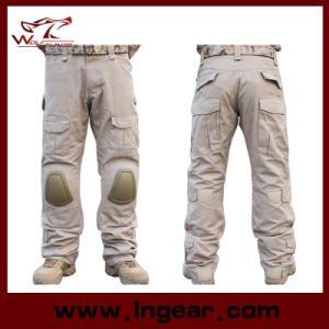 Airsoft Generation 2 Tactical Combat Pants with Knee Pad Trousers pictures & photos