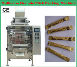 Multi-Lane Stick Packing Machine
