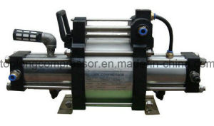 Germany Oil Free Air Driven Gas Booster (Tpds25/4) pictures & photos