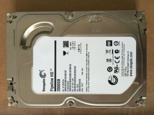 "Seagate 3.5"" 2tb Hard Disk SATA Refurbished Hard Disk Drive"