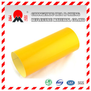 Acrylic Red Advertisement Grade Reflective High Vis Material (TM5200) pictures & photos