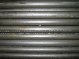 ASME SA106 Seamless Carbon Steel Pipe for High Temperature Service pictures & photos