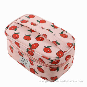 Cotton Cosmetic Bag Makeup Bag for Promotion pictures & photos