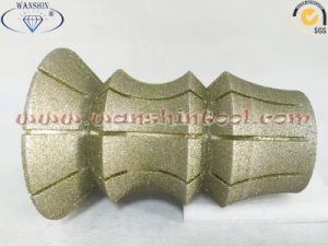 Electroplated Profiling Wheel for Marble Limestone pictures & photos