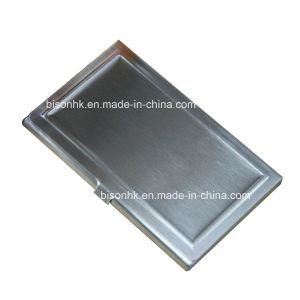 Promotional Customized Engraved Aluminum Business Card Holder pictures & photos