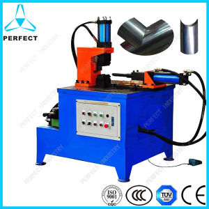 Aluminium Pipe Arc Hydraulic Punching Machine pictures & photos