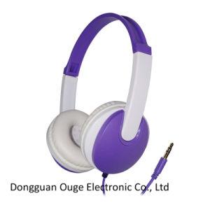 China Promotional Music Headphone (OG-MU-6602) pictures & photos
